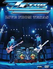 DVD ZZ Top – Live From Texas ,Neuwertig ,FSK 0 ,Eagle Vision