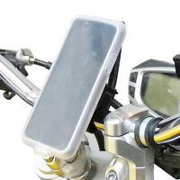 Tigra Vélo Support Guidon Mountcase 2 Avec Protège Pluie Pour Iphone X