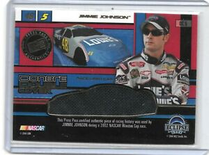 2004 PRESS PASS ECLIPSE DOUBLE COVER TERRY LABONTE AND BACK JIMMIE JOHNSON...