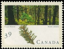 "CANADA 1285 - Majestic Forest of Canada ""Pacific Coast Forest"" (pa48318)"