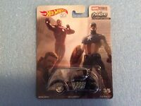 HOT WHEELS MARVEL STUDIOS '66 DODGE A 100 OR 3D-LIVERY REAL RIDERS NEW