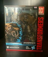 Transformers Megatron Dark of the Moon 34 Studio Series Action Figure New Sealed