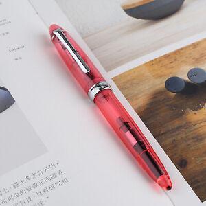 PENBBS 308 Acrylic Fountain Pen - 308-25SF Strawberry