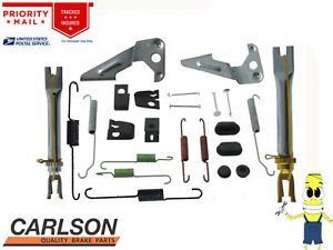 Complete Rear Brake Drum Hardware Kit for Mazda 2 2011-2014
