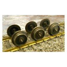 ** Marklin 700150 AC Wheelset (1) 10mm Diameter 24.4mm Pointed Axel