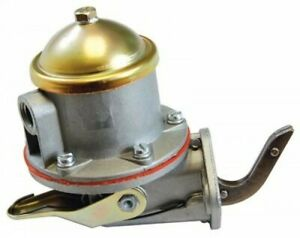 1Brand New Mechanical Fuel Pump Triumph TR6 TR250 GT6 With Priming Lever