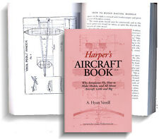 Harper's Aircraft Book: Why Aeroplanes Fly, How to Make Models (Lindsay book)