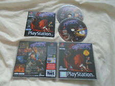 Heart of Darkness PS1 (COMPLETE) adventure black label Sony PlayStation