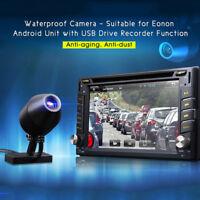 USB Waterproof Camera for Eonon Android Car GPS DVR Dash Cam Video Recorder P