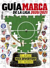 Marca Guia de la Liga 2020/2021 - Spanish Football Season Preview Magazine Spain