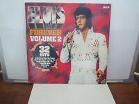 Elvis Presley Forever Volume 2 RCA CL 42853 2 x LP Vinyl