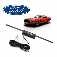 1969 1970 69 70 Mustang Radio Antenna OE Correct Rectangle Base FREE SHIPPING !