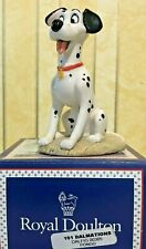 ROYAL DOULTON DISNEY 101 DALMATIANS  DOG PONGO MODEL No.00305 BOXED PERFECT