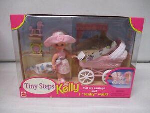 1998 Barbie Tiny Steps Kelly