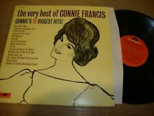 Connie Francis - The Very Best Of  - LP Record  VG+ VG+