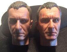 Custom Battle Damaged + Non Damaged 1/6 Blade Runner Deckard Headsculpt
