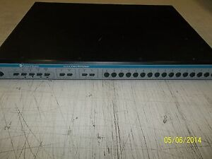 SENSORMATIC VIDEO MULTIPLEXER, RV1216, USED