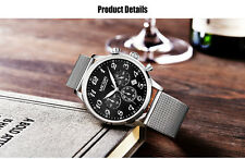 Megir Casual Men Quartz Watch Orologio Moda Casual