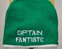 CAPTAIN FANTASTIC (2016) Movie SUNDANCE Premiere Green Beanie - Brand New