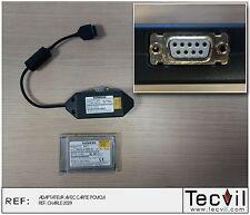 SIMATIC NET carte de PC C79459-A1890-A1 + adaptateur CP5511 / CP5512   SPS PLC