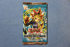 Yugioh LOB 1st Edition Legend of Blue Eyes White Dragon Pack - US English Sealed