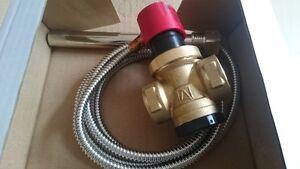 Thermische Ablaufsicherung Afriso / Watts 130mm / 200mm / 400mm