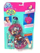 NEW Vintage Polly Pocket Beauty Bottle Sparkle Surprise- Sweet Roses SEALED 1996