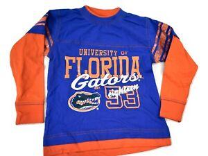 J. America Little Boys Florida Gators Shirt NWT S(4)
