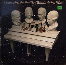WALDO DE LOS RIOS: Concertos for the '70s-SEALED1976LP Rock Versions of Classics
