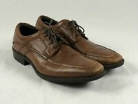 Johnston&Murphy Dress Shoes - Brown Running, Cross Training (Men's 11.5) - Used
