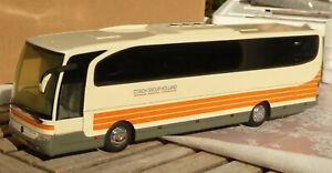 MINICHAMPS 1:43 Mercedes Benz Travego 2000 Pullman Amsterdam Autobus