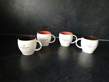 More details for starbucks coffee mugs x4 8fl oz/237ml