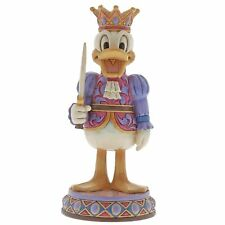 Disney Traditions 6000948 Reigning Royal Donald Duck Nutcracker Figurine