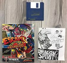 *** Escape From the Planet of the Robot Monsters *** AMIGA *** Komplett in BOX