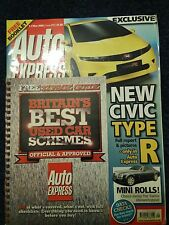Auto Express Magazine 899 mar 2006