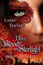 Days of Blood and Starlight von Laini Taylor UNGELESEN