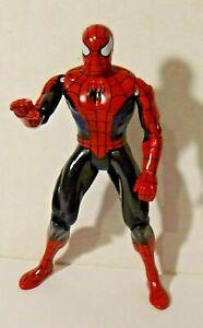 Night Shadow Spider-Man Action Figure Animated Series 1994 Toy Biz Marvel C156
