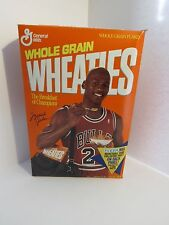 General Mills Wheaties Cereal Box Michael Jordan