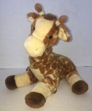 """Floppy Soft Plush 11x11"""" Animal Planet Baby Giraffe"""