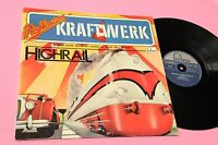 KRAFTWERK LP REFLECTION ORIG GERMANY 1979 NM ! 1Y / 2Y   TOOOPPPP RARE