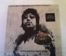 "Joseph Arthur can't exist numbered/white vinyl  7"""