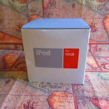 ~RARE~COLLECTORS~Apple iPod classic 2ND Generation MAC (10 GB)~ORIGINAL BOX~