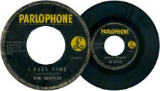 Philippines BEATLES I Feel Fine 45 rpm Record