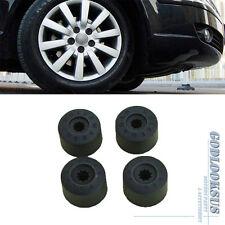 4x Anti-theft Wheel Lug Nut Caps For VW Rabbit Golf Jetta MK5 MKV Eos Passat