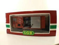 LGB Lehmann N°4027 Wagon Covered in G New in Box