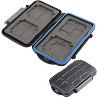 Waterproof Extremely tough Memory Card Case MC-5 for CF TF SD MicroSD MS XD SXS