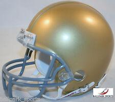 NOTRE DAME FIGHTING IRISH - Riddell VSR4 Mini Helmet