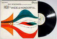 Doc Severinsen - High-Wide and Wonderful (1965) Vinyl LP his trumpet & orchestra