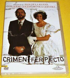 CRIMEN FERPECTO / FERPECT CRIME -DVD R2- Español - SUBTLITES English - Precintad