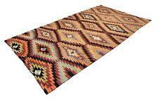 Afyon Kilim Rug, 5.7x10.4ft, Turk Kilim Rug, Handwoven Rug, Tribal Kilim Rug